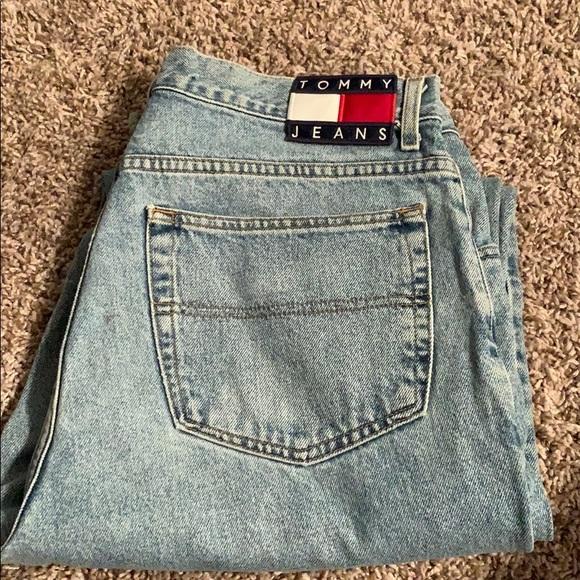 c01d8243 Tommy Hilfiger Jeans | Mens Vintage Tommy Hillfiger | Poshmark